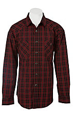Panhandle Slim® Men's L/S Western Snap Shirt 30S3828