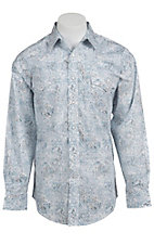 Panhandle Slim® Men's L/S Western Snap Shirt 30S3830