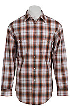 Panhandle Slim® Men's L/S Western Snap Shirt 30S3834
