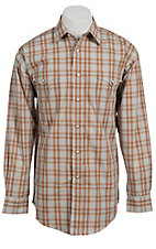Panhandle Slim® Men's L/S Western Snap Shirt 30S3836