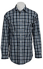 Panhandle Slim® Men's L/S Western Snap Shirt 30S3837