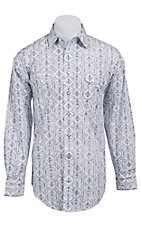 Panhandle Slim Men's L/S Western Snap Shirt 30S7940
