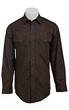 Panhandle Slim Men's L/S Western Snap Shirt 30S7948