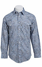 Panhandle Slim Men's L/S Western Snap Shirt 30S7961