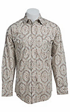 Panhandle Slim Men's L/S Western Snap Shirt 30S7962