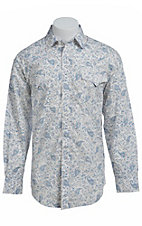 Panhandle Slim Men's L/S Western Snap Shirt 30S7963