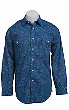 Panhandle Slim Men's L/S Western Snap Shirt 30S7964