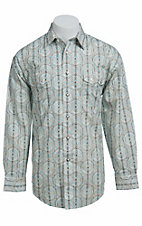 Panhandle Slim Men's L/S Western Snap Shirt 30S7965