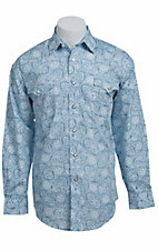 Panhandle Slim Men's L/S Western Snap Shirt 30S7966