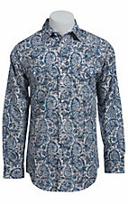 Panhandle Slim Men's L/S Western Snap Shirt 30S7967