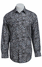 Panhandle Slim Men's L/S Western Snap Shirt 30S7968
