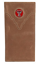 Danbury® Collegiate Collection™ Texas Tech Brown Rodeo Wallet