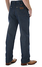 Wrangler Men's Cowboy Cut Rigid Denim Relaxed Fit Big Jeans
