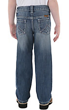 Wrangler® Boys' 20Xtreme Lasso Blue Relaxed Fit Jean--Sizes 8-16