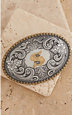 M&F Western Productions® Large Oval Initial