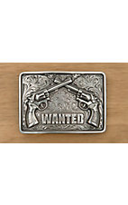 M&F Western Products® Wanted Rectangle Buckle