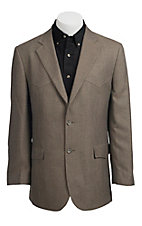 Warren Sewell Company Brown Keystone Sport Coat