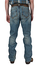 Wrangler � 20X Light Blue Chute Fighter Extreme Slim Fit Jean