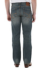 Wrangler® 20Xtreme™ No.42 Dark Knight Vintage Slim Fit Boot Cut Jean
