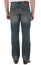 Wrangler® 20Xtreme™ No.42 Dark Knight Vintage Slim Fit Boot Cut Jean- Tall Length