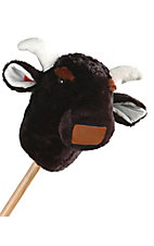 M&F® Talking Stick Bull - Black