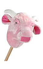 M&F® Talking Stick Bull - Pink