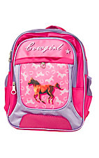 M&F Western Products® Cowgirl Pink Backpack