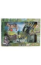 M&F® Bigtime Hunter™ Mechanical Deer w/ Bow & Arrow Toy Set