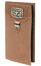Tony Lama® Bay Bi-Fold Rodeo Wallet/Checkbook Cover 5170844