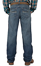 Cinch Men's Medium Wash Grant Mid Rise Boot Cut Jean 71337001