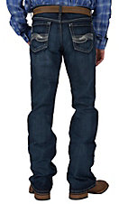 Cinch� Men's Dark Wash Ian Mid Rise Slim Boot Cut Jean 72836001