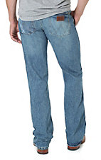 Wrangler Premium Patch Worn-In Slim Fit Jeans