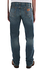 Wrangler� Retro? Rocky Top Slim Fit Straight Leg Jean