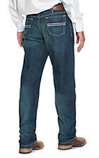 Cinch White Label Dark Stone Tint Relaxed Fit Jeans - MB92834019