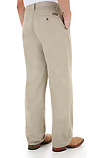 Wrangler� George Strait Cowboy Cut? British Khaki Casual Pants