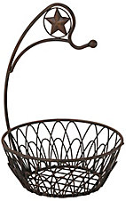 M&F Western Products® Silverado Fruit Bowl with Banana Tree
