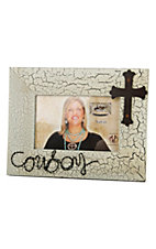 M&F Western Products® Cowboy Cross Frame 4x6