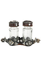 M&F Western Products® Spur Holder with Salt and Pepper Shakers