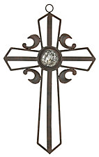 M&F Western Products® Metal Cross Wall Hanging