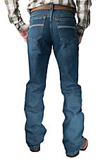 Cinch� Men's Medium Wash Dally Mid Rise Boot Cut Jeans 96434002