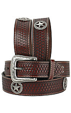 Larry Mahan Men's Belt 9700602