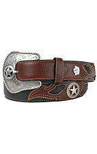 Larry Mahan Men's Western Belt 97012107