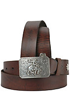 Larry Mahan Men's Western Belt 9702202