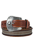 Larry Mahan Men's Western Belt 9703608