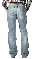 Cinch® Men's Light Wash Everett Relaxed Boot Cut Jeans