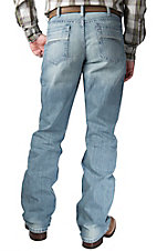 Cinch� Men's Light Wash Paxton Mid Rise Boot Cut Leg Jeans 98734001