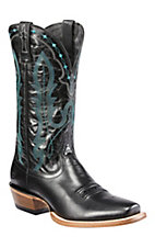 Ariat® Hotwire™ Men's Napa Black Dual Pro Double Wwelt Punchy Square Toe Western Boots