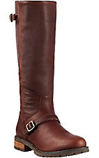 Ariat Ladies Coffee H20 Stanton Tall Round Toe Boots