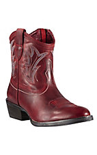 Ariat Billie Women's Redwood with Round Toe Shortie Boot