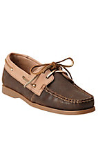Ariat Yuma Women's Weathered Wood Moc Shoe